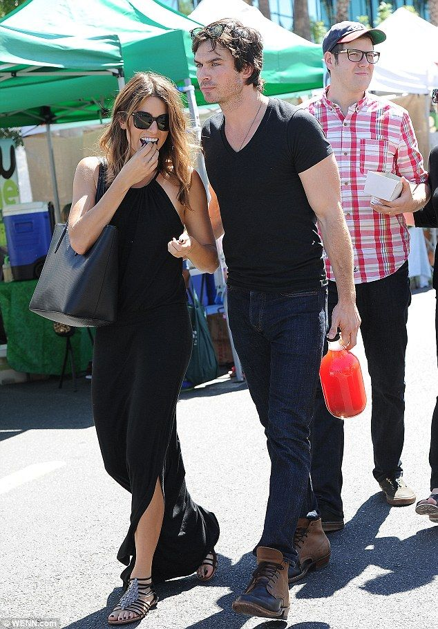 Happy: Nikki has bounced back from her divorce earlier this year from American Idol finali...