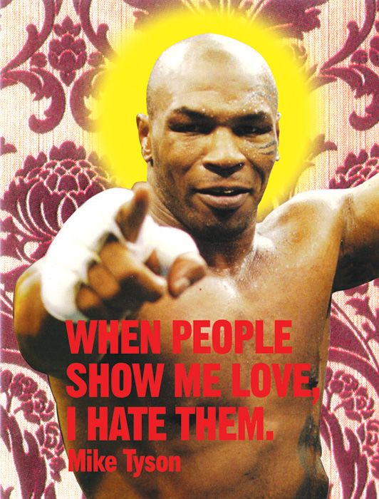 Oracle Series: Mike Tyson