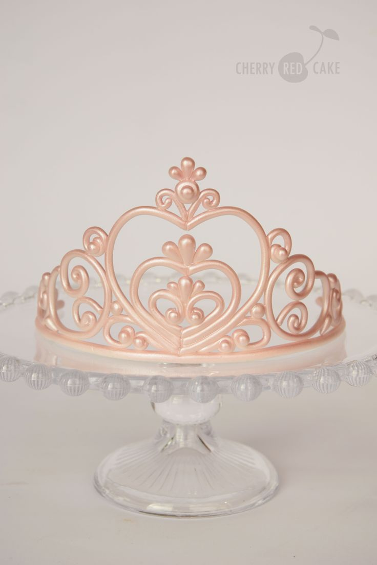 crown cake topper best 25 tiara cake ideas on fondant crown 3196