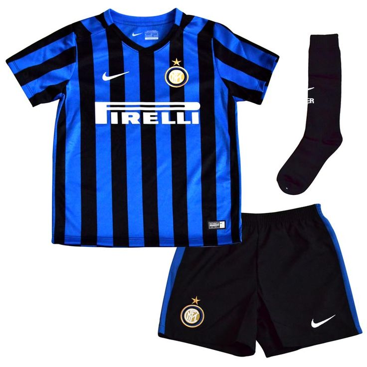 Inter Minikit Home 2015-16