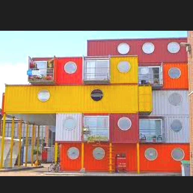 Conex house my style pinterest house - Conex container homes ...