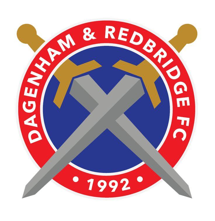 Dagenham & Redbridge FC, League Two, Dagenham, Barking & Dagenham, East London, England