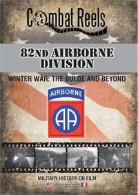 82nd Airborne Division, The Bulge and Beyond DVD $24.99