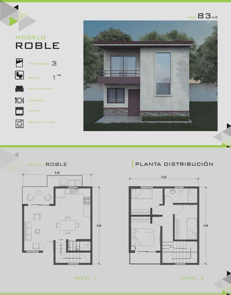 686 best casas y planos images on pinterest container for Disenos de casas chicas