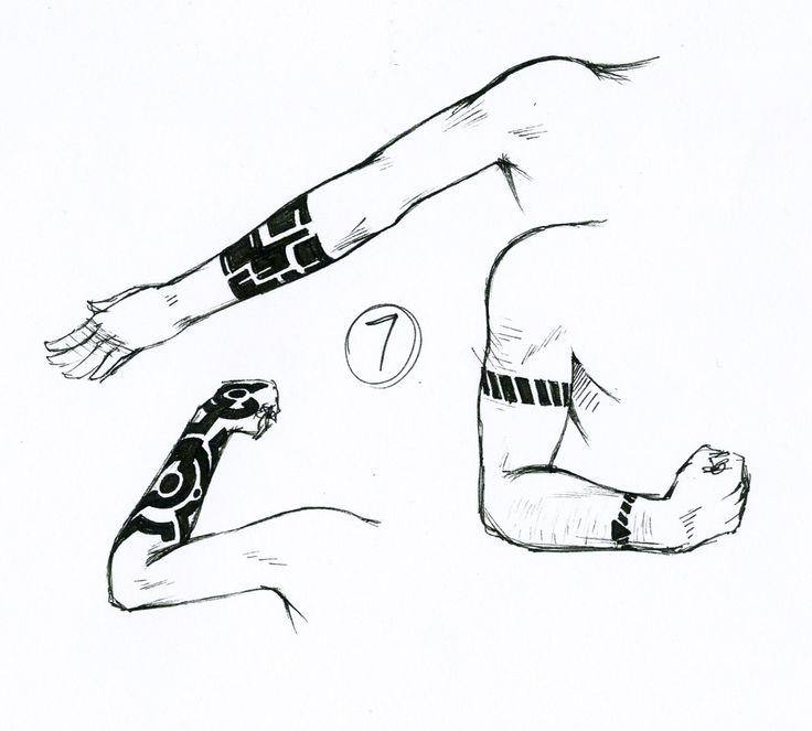 geometric Tattoo Designs | Abstract geometric and ...