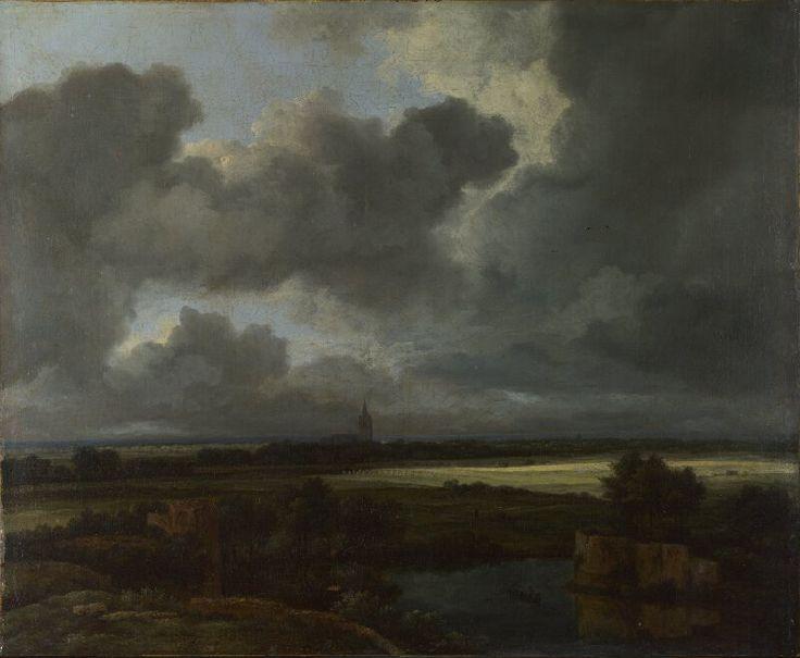An Extensive Landscape with Ruins Jacob van Ruisdael