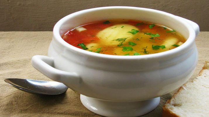 Суп получается очень вкусный, и сытный, и прекрасно подойдет в пост, а также для любителей вегетарианской кухни.