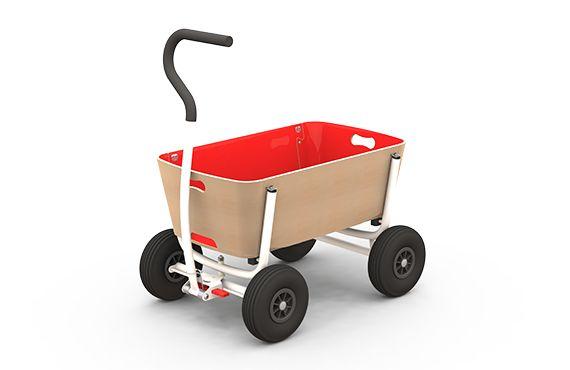 Der Bollerwagen Beach Wagon One - Walking Wagon