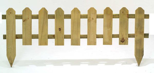Short Garden Picket Fences Wanted Short Picket