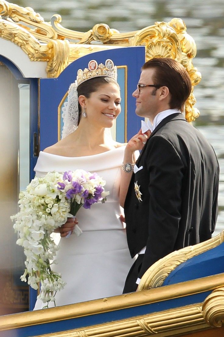 The marriage Of HRH Princess Victoria and Daniel Westling, - 19 June 2010