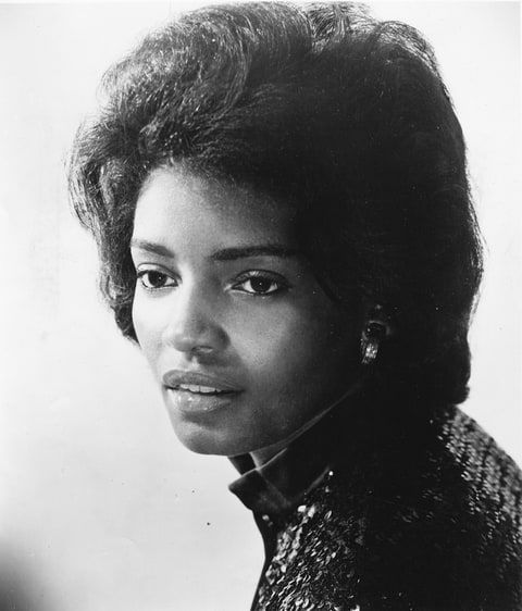 "Sylvia Moy, the Motown songwriter who helped pen Stevie Wonder hits like ""Uptight"" and ""My Cherie Amour,"" died Saturday 4-15-17 at the age of 78. Gilles Petard/Redferns/Getty"