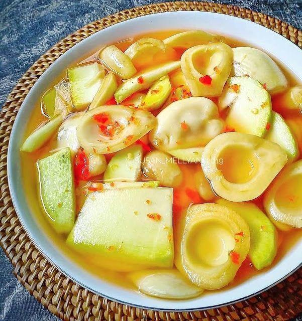 Asinan Buah By Susan Mellyani Resep Aneka Kue Enak Food Food And Drink Recipes