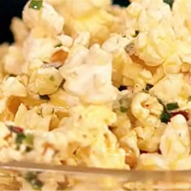 Try this Chilli Spiced Popcorn recipe by Chef Antony Worrall Thompson.