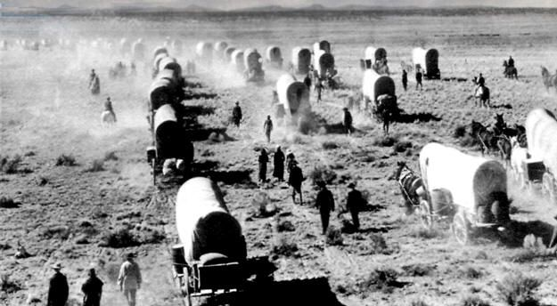 Historical Facts of the Oregon Trail and America's Western Expansion