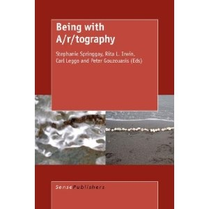 Amazon.com: Being with A/r/tography (9789087902629): S Springgay, R L Irwin, C Leggo: Books