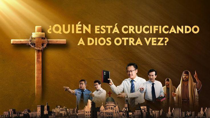 """La reaparición de los fariseos   """"¿Quién está crucificando a Dios otra v...#ElRegresoDeJesús #ElReinoDelCielo #ElMundoReligioso"""