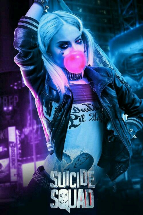 ~The New Harley Quinn ~† Suicide Squad ~