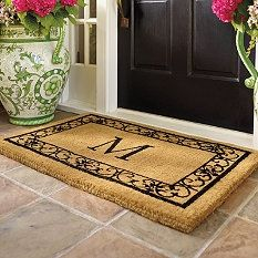 Best 25 Personalized Door Mats Ideas On Pinterest Diy