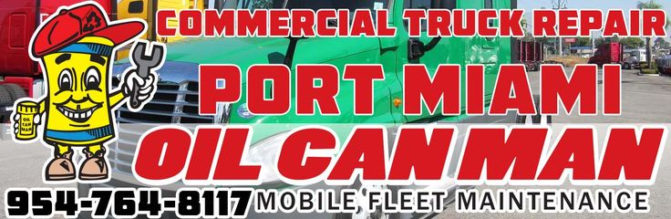 954-764-8117 Port Miami commercial truck repair including box trucks, bucket trucks, cranes and equipment. Supplying electricians, mechanics, body people and more. Call for pm quote.  http://oilcanman.com/commercial-truck-repair-port-miami/  #PortMiamiCommercialTruckRepair #CommercialTruckRepairPortMiami #PortMiamiBucketTruckRepair #BucketTruckRepairPortMiami #PortMiamiBoxTruckRepair #BoxTruckRepairPortMiami #PortMiamiFlatbedRepair #FlatbedRepairPortMiami #DumpTruckRepairPortMiami…
