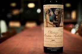 Rotwein Château Mouton Rothschild 1973 bei Ein-Wein.com
