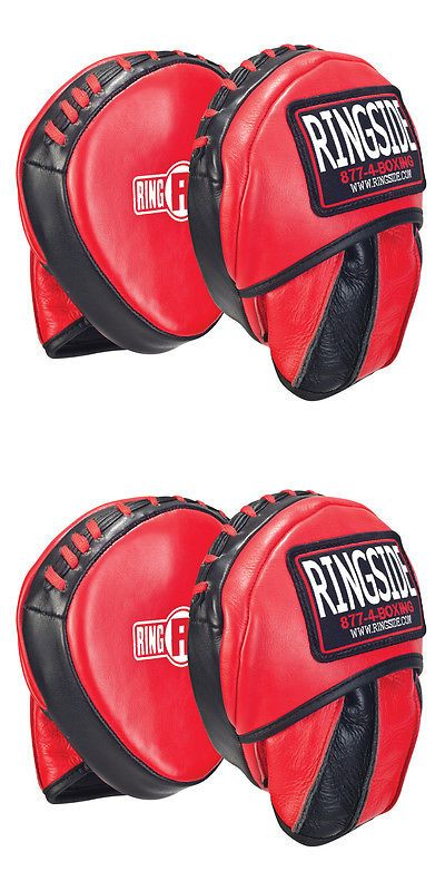 Strike Pads and Mitts 179789: Ringside Mini Boxing Punch Mitts -> BUY IT NOW ONLY: $38.24 on eBay!