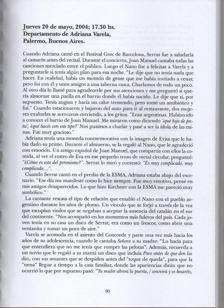 Libro Miscelánea Serratiana por Christian A. Masello. (2005)