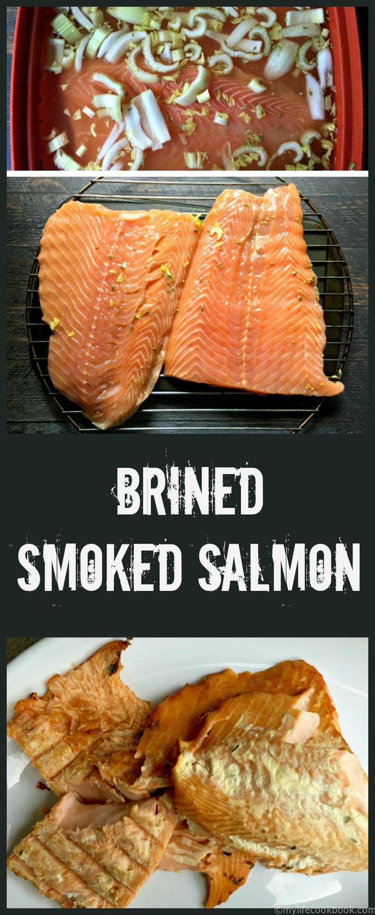 1000 Ideas About Smoked Salmon Brine On Pinterest Brine