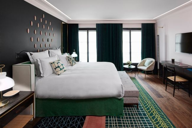 "Inside Le Roch Hotel and Spa, Paris: What does it mean to you to design a hotel in your home town of Paris?""More than just a mere hotel in my…"