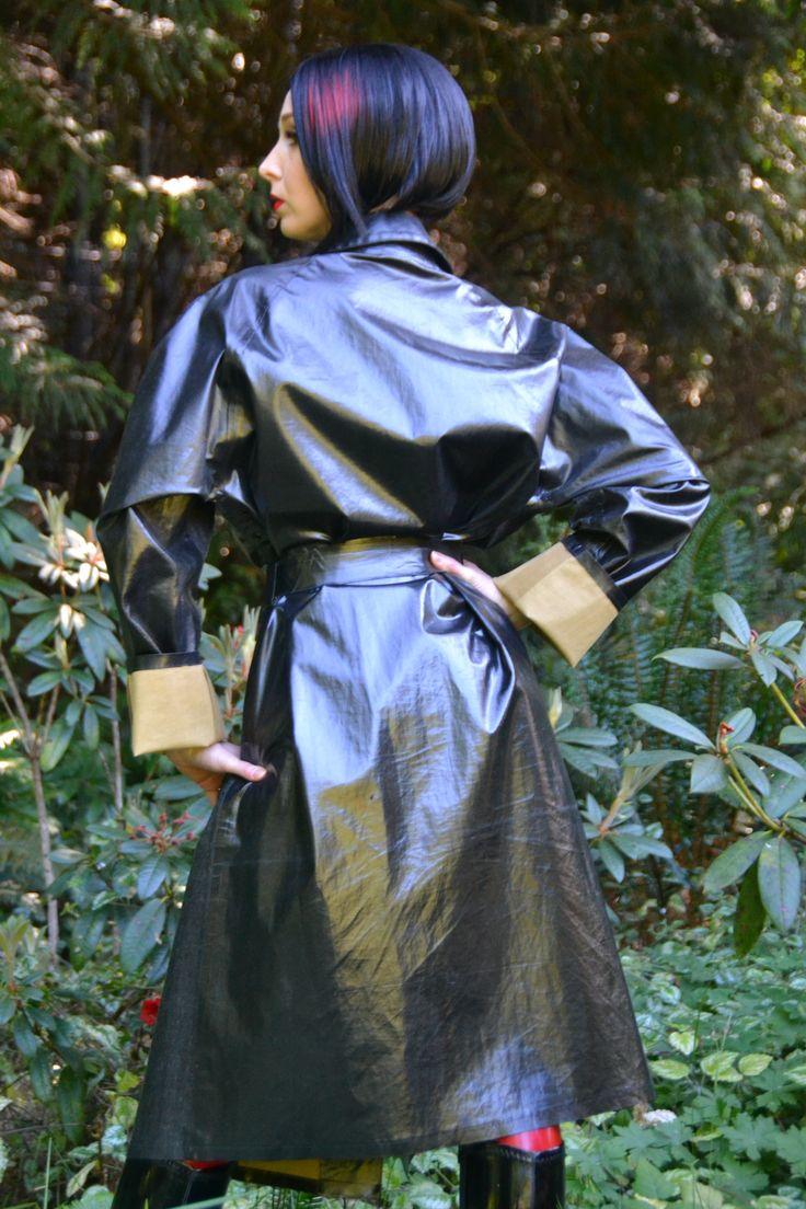 Sbr Heaven Rubber Mackintosh Beauty Rubber Raincoats