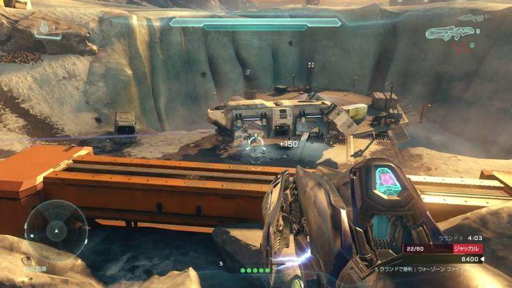 [WZFF-57] XboxOne Halo5 WARZONE FIREFIGHT  野良協力 ウォーゾーンファイアファイト  SKIRMISH...