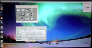 Eher was für Experimentierfreudige: Bei dem auch aufs Raspberry Pi portierten Betriebssystem AROS handelt es sich um eine freie, auf ARM Prozessoren angepasste Weiterentwicklung des AmigaOS von Commodore.