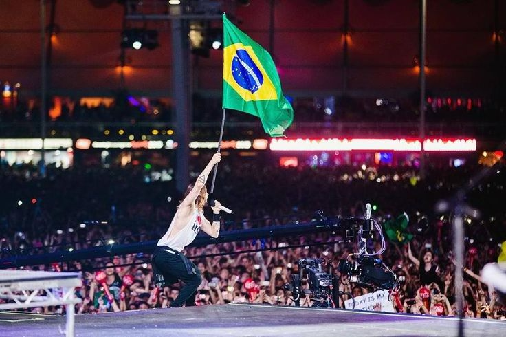 Jared Leto - Rock In Rio