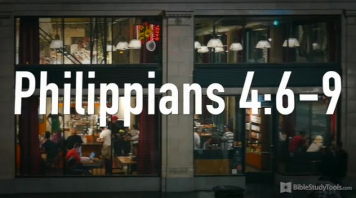 If you've never felt like worshiping while reading Scripture, then take a minute to watch this incredible version of Philippians 2. The peace of God will definitely fill you up!!!
