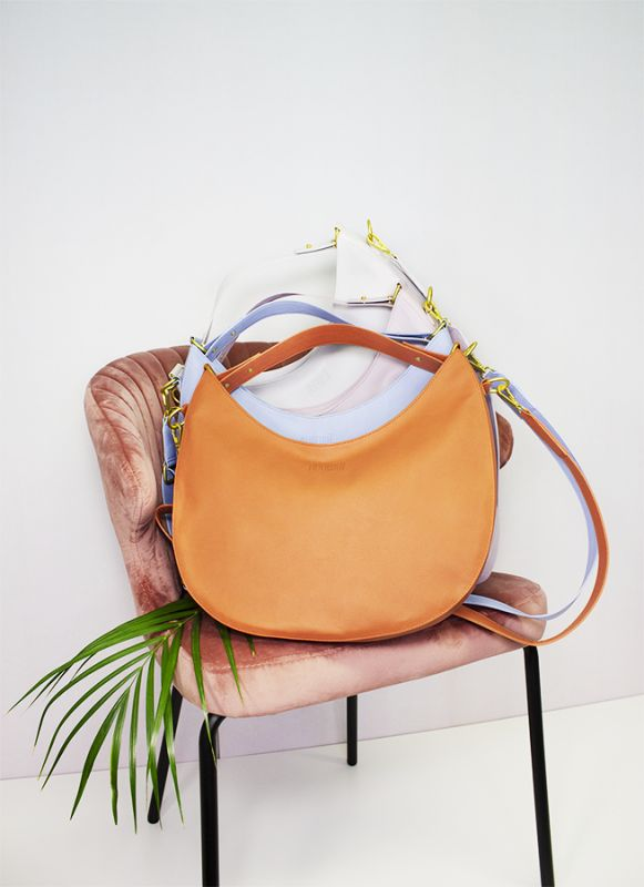 4b8e2d14c9078 Vegan - Cruelty-Free - Appleskin - Apple Leather - FRIDA - Hobo Bag - Fair  Fashion - Sustainable - PETA APPROVED VEGAN - N…