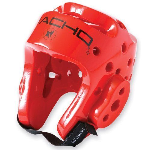 Macho Dyna Headgear, Red , Adult Small by Macho. $19.99. The Macho Dyna Headgear provides excellent impact absorbing foam and a sleek design. The open face allows for great vision. The Macho Dyna Headgear would be a great choice for any competitor.