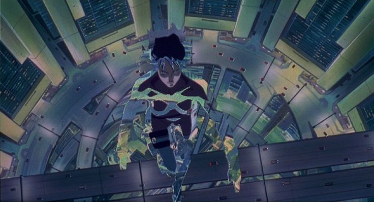 Ghost in the Shell 1995 Mamoru Oshii 5