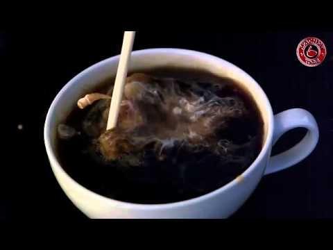 Черный кофе HD Кофе с молоком