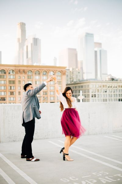 Los Angeles: http://www.stylemepretty.com/2015/10/17/urban-love-engagement-inspiration-by-city/