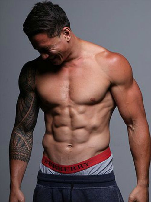 Sonny Bill Williams - So boy what are you doing the rest of my life?!!!!!