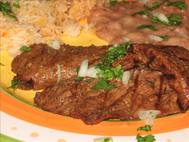 Carne Asada Marinade Recipe - Food.com - 241174 Asada Marinades ...