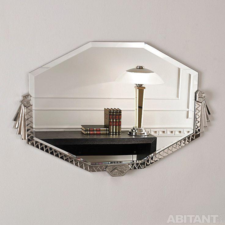 Зеркало в стиле ар-деко