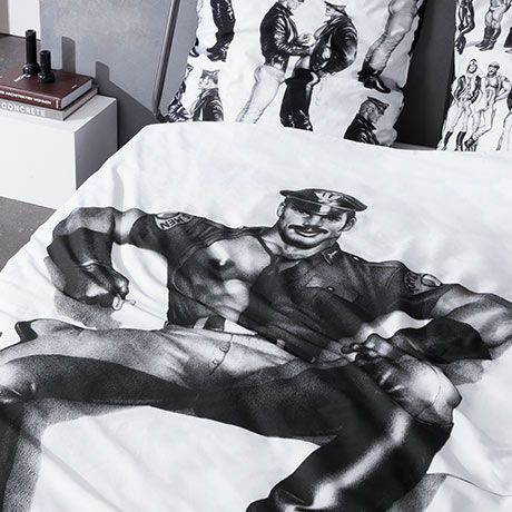 Duvet Cover - Ready - by Tom of Finland by Finlayson #MONOQI