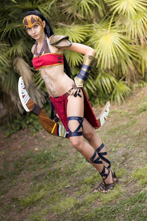 17 Best images about Cosplay Sivir on Pinterest | Legends ...