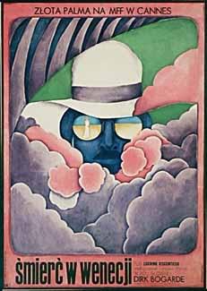 Posteritati: DEATH IN VENICE (Morte a Venezia) 1961 Polish 23x33