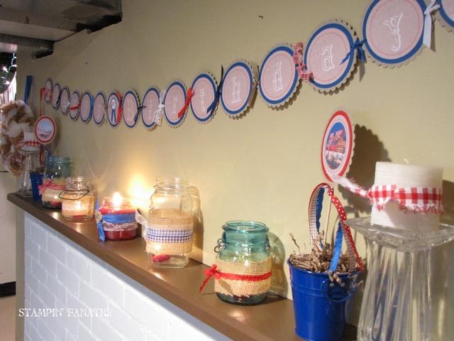 """County Fair Themed Party Ideas   ... , County Fair Theme / Birthday """"Blue Ribbon Bash""""   Catch My Party"""