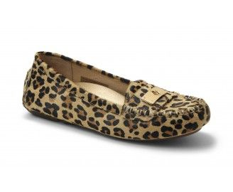 "Women's Leopard Orthopedic Flats >> FWD: ""Not your grandmother's orthopedic shoes!"" 