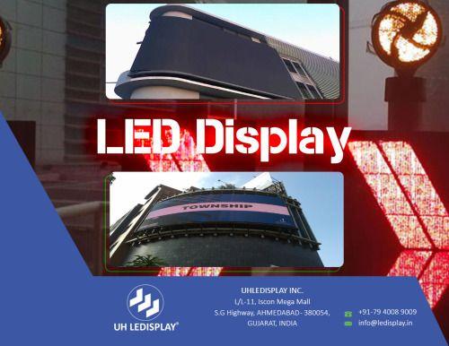 #LED_Display_on_rant services Ahmadabad - UH LEDISPLAY