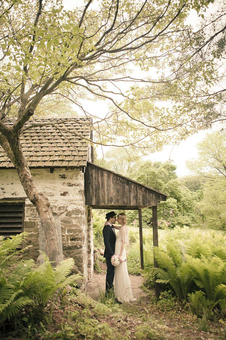 Tyler Arboretum boda