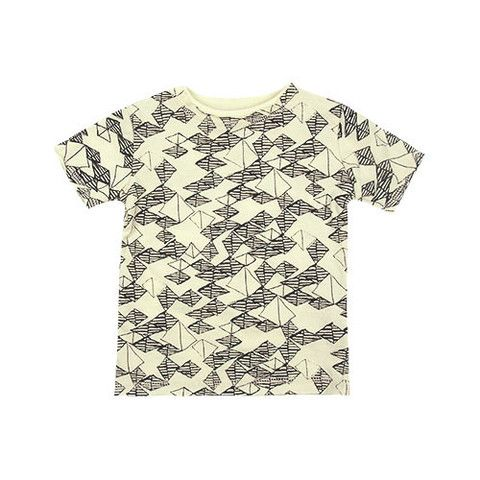 bookhou for mini mioche short sleeve tee - mini mioche - organic infant clothing and kids clothes - made in Canada