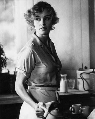 Jessica Lange as Cora in The Postman Always Rings Twice, 1981.